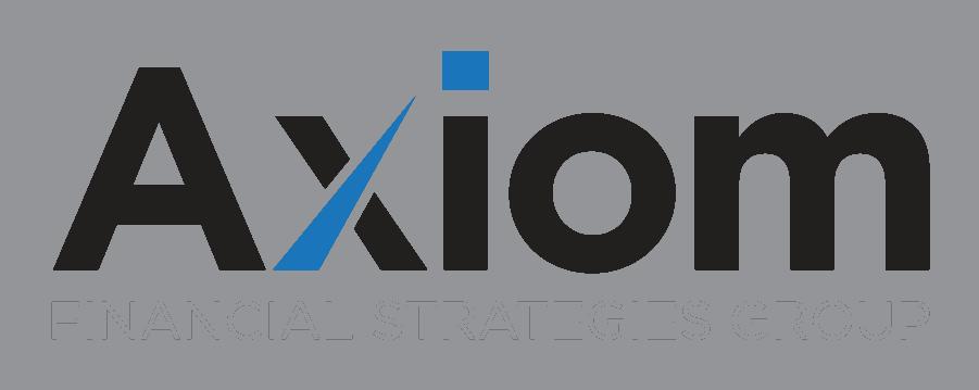 Axiom vertical Logo