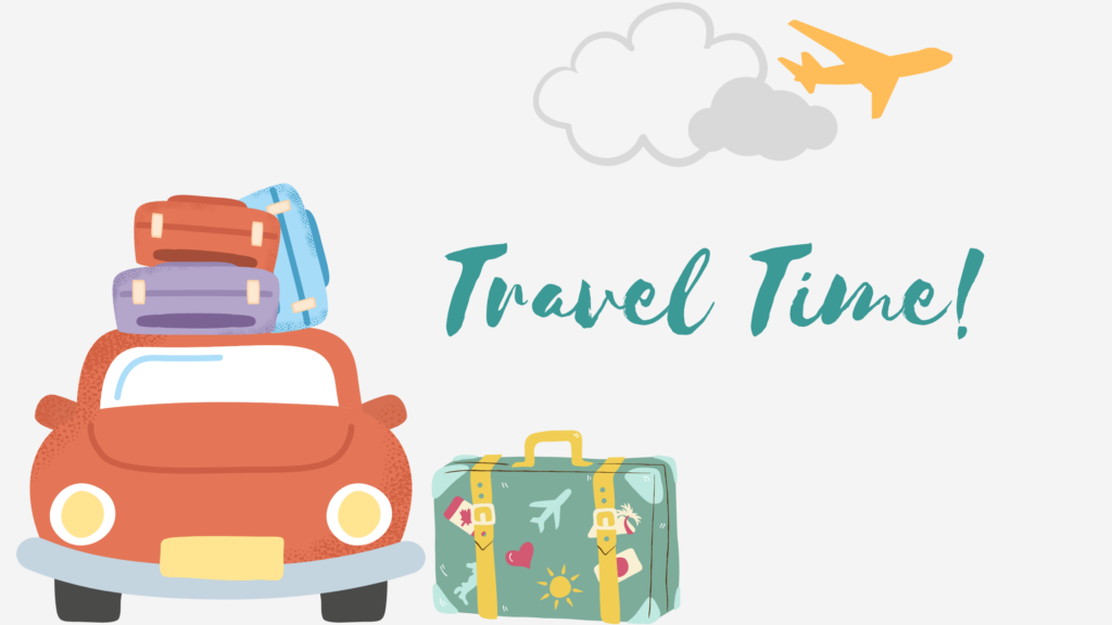 Travel Time Graphic